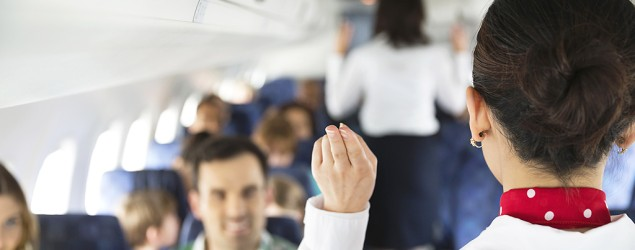 Why your flight attendant hates you