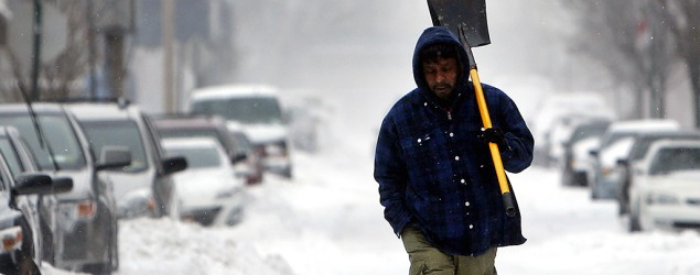 Meteorologist apologizes for snowstorm forecast. (AP)