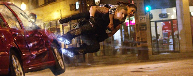 "Channing Tatum and Mila Kunis in ""Jupiter Ascending"" (Everett Collection)"