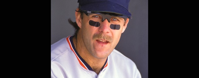 Dave Bergman, baseball's master of the hidden-ball trick, dies at 61. (Getty Images)