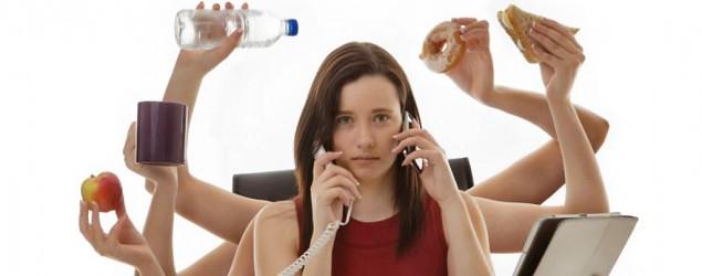 El peligro del 'multitasking'/Thinkstock