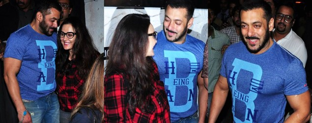 What Salman did for BFF Preity will give you #friendshipgoals