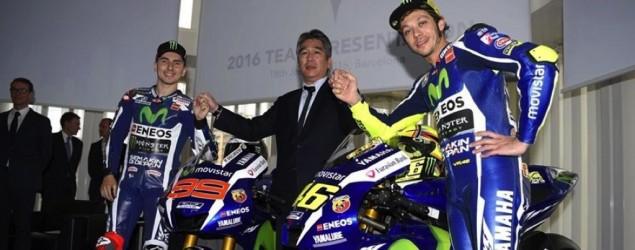 Lorenzo e Rossi (Eurosport)
