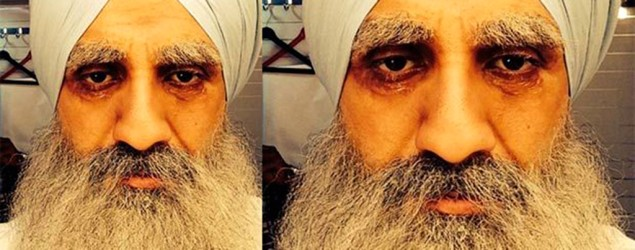 Can you recognize this actor in his new look?