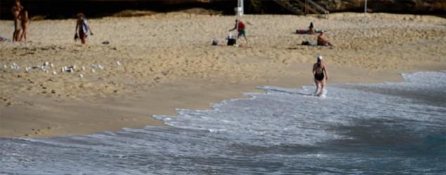 Bronte beach. Photo: AAP