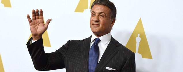 """Stallone has """"mixed feelings"""" about Rocky. (AP)"""