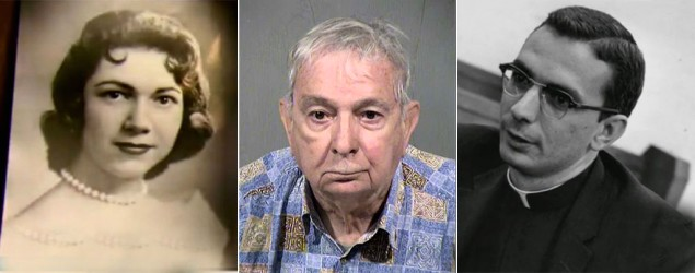 Former priest charged in 55-year-old murder case (pic)