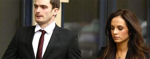 Adam Johnson and Stacey Flounders