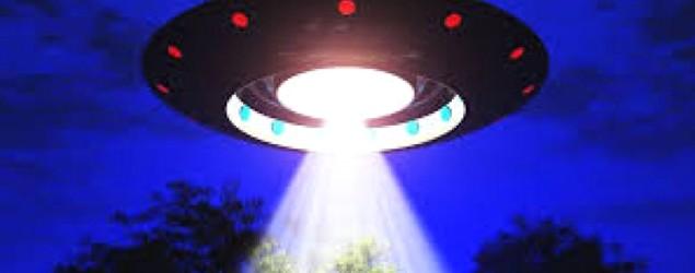 UFOs light up Nanaimo
