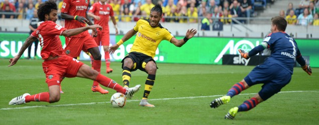 BVB vs. Hannover (Getty Images)