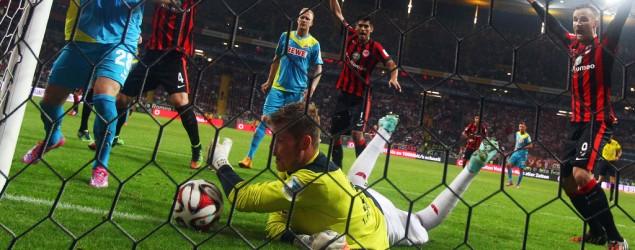 Köln vs. Frankfurt (Getty Images)