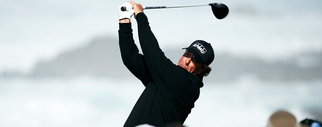 Phil Mickelson wants one for the thumb. (Getty Images)