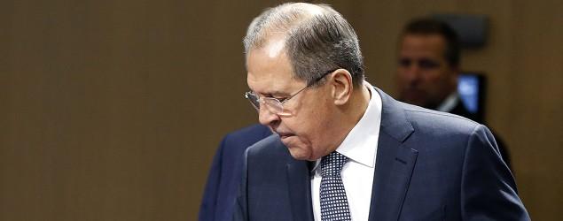 Russia seeks pragmatic US ties and 'post-West' world order. (AP)