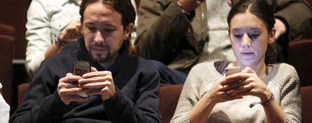 Pablo Iglesias e Irene Montero (Reuters)