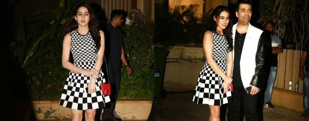 Sara Ali Khan steals the thunder at Shahid's pre-birthday bash