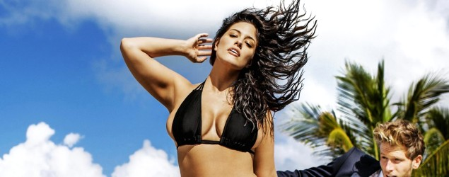 Curvy model Ashley Graham 'still on cloud 9' with sudden fame. (Yahoo News)