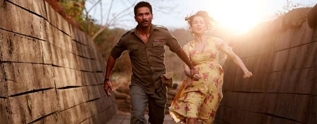 Yahoo Review: Rangoon