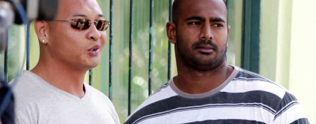 Chan and Sukumaran urged to accept reality . Photo: AAP