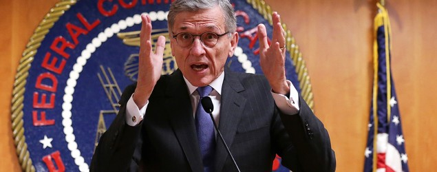 FCC votes to keep Net neutrality in place. (Getty Images)