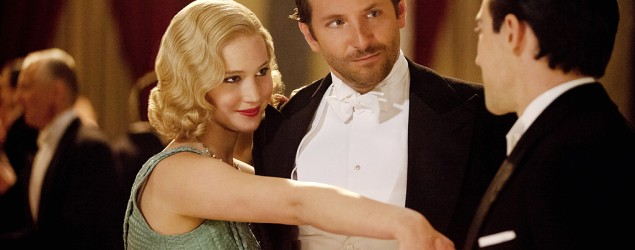 "Jennifer Lawrence and Bradley Cooper in ""Serena"" (Magnolia Pictures)"