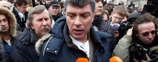Russian opposition leader Nemtsov shot dead in Moscow (Reuters)