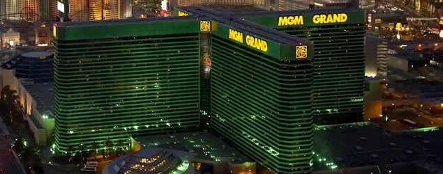 MGM Grand Hotel and Casino (Corbis)