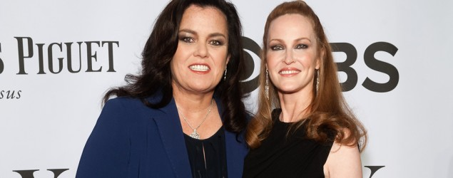 Rosie O'Donnell and Michelle Rounds (D Dipasupil/FilmMagic)