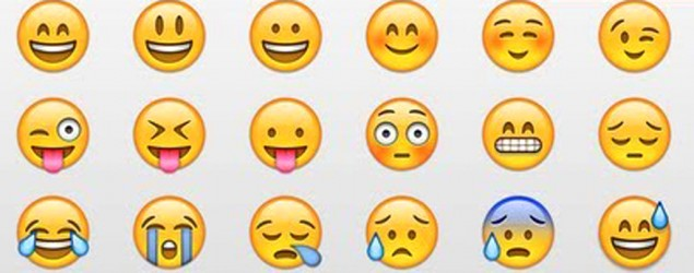 So sehen Emojis bald aus Bild: dpa