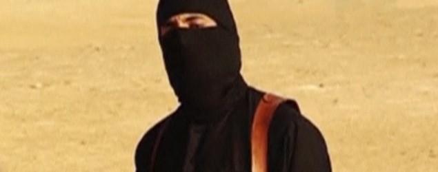"A photo presumed to be Mohammed Emwazi, known as ""Jihadi John"" (Reuters)"