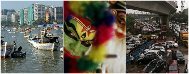 Top 10 wealthiest Indian cities