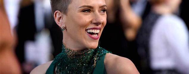 Scarlett Johansson (PA)