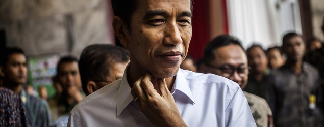 Joko Widido. Photo: Getty
