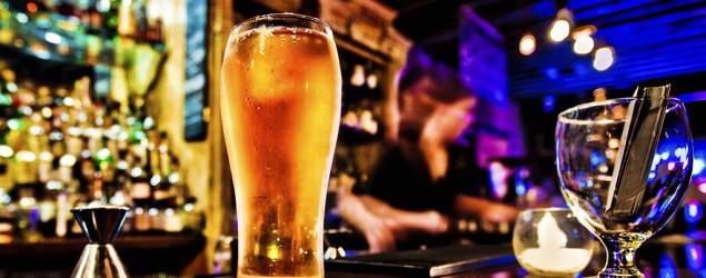 A bar. Thinkstock