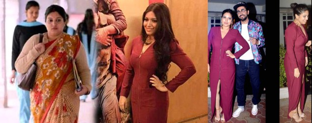 'Dum Laga Ke Haisha' star Bhumi Pednekar has lost weight