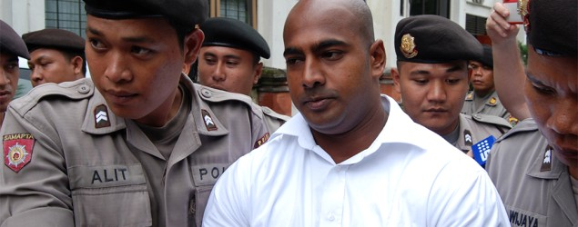 Bali Nine pair to be moved on Wednesday . Photo: AAP