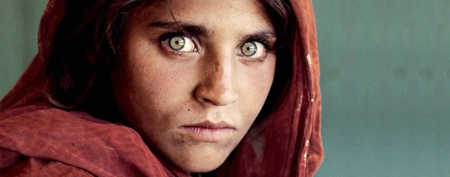 Sharbat Gula, la portada de National Geographic de 1985.