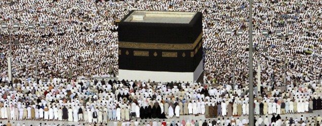 Expat arrested over offensive picture of Kaaba (Associated Press)