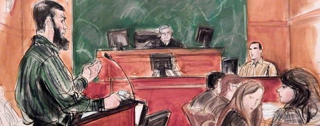 Abid Naseer is found guilty in failed al-Qaida plot. (AP)