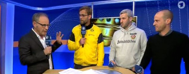 Doping-Thematik Screenshot Eurosport