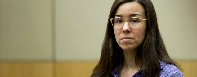 Jury deadlocked on Jodi Arias sentencing. (AP)