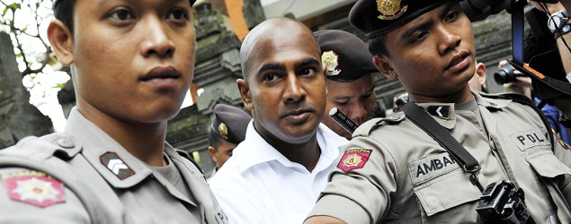Bali Nine. Photo: Reuters
