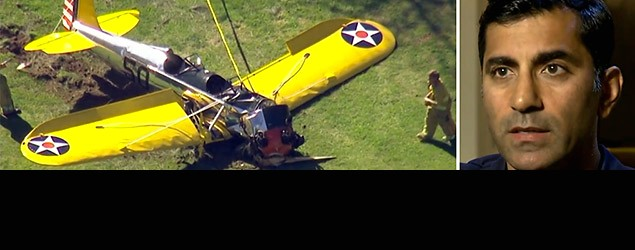 Surgeon who helped Harrison Ford after plane crash speaks (GMA)