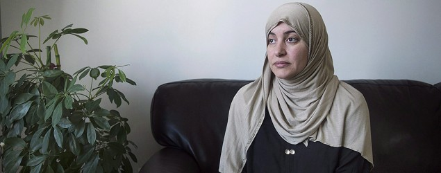 Que. woman in hijab controversy rejects crowdfunding money