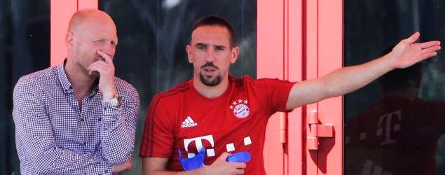 Sammer Ribery (Getty Images)