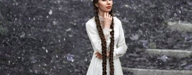 This real-life Rapunzel has been growing her hair for 20 years
