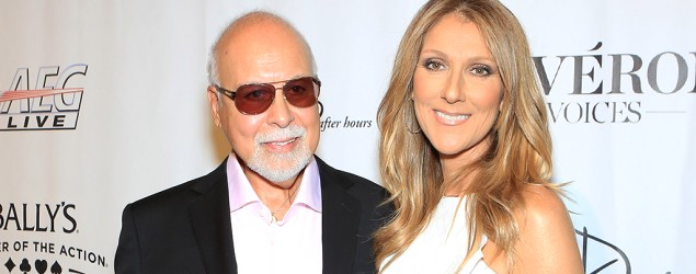 Celine Dion gets emotional discussing husband