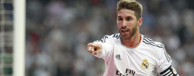Foto: Sergio Ramos - Real Madrid (AP)