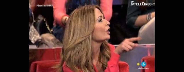 Olvido Hormigos. (Imagen de Telecinco)