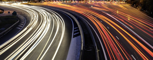 A very ambitious superhighway. Photo: Thinkstock