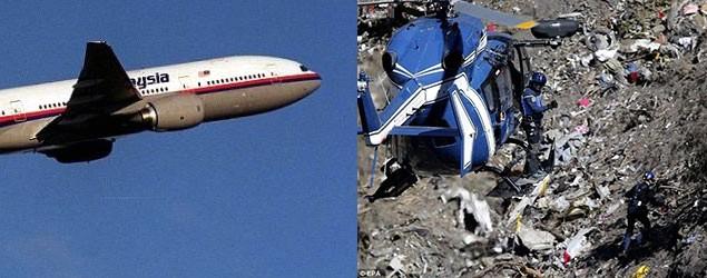 廉航空難與馬航驚人相似之處